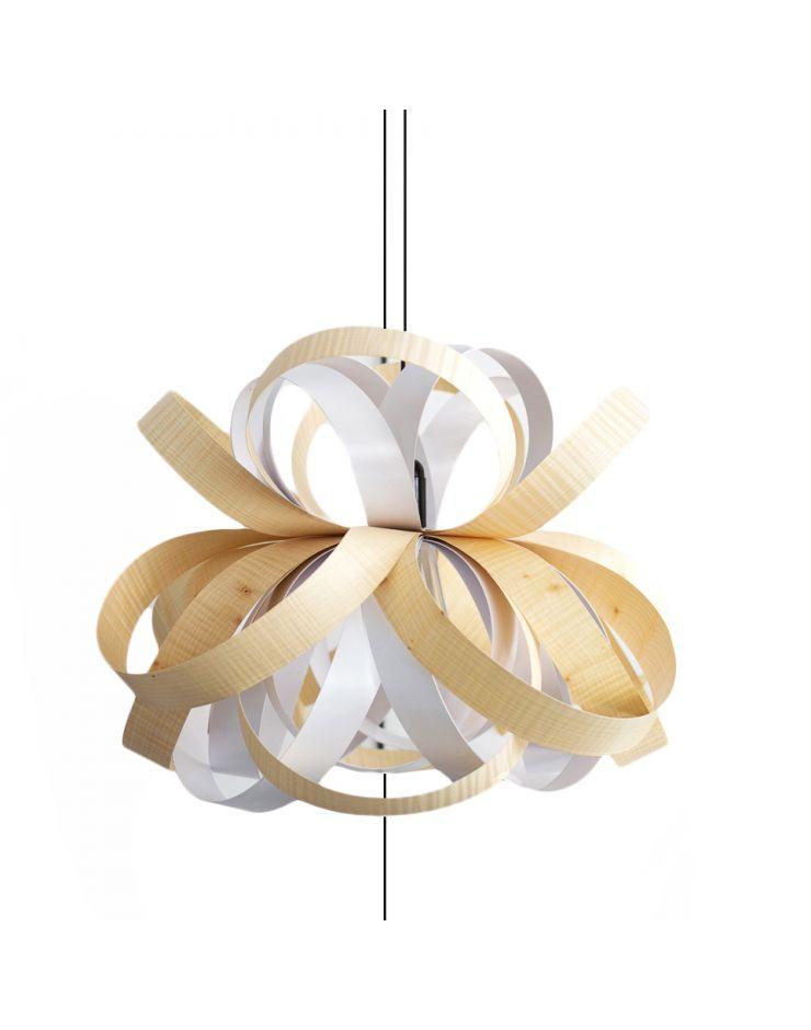 Lampă WhiteWood natural