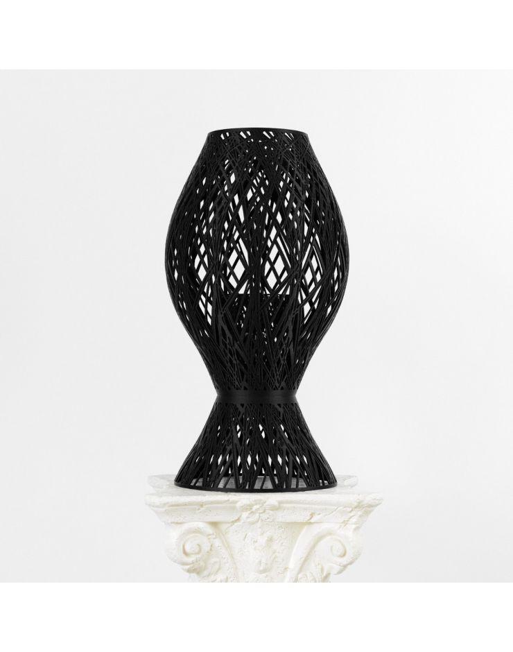 1.1 Lampadar ROOTS (black)