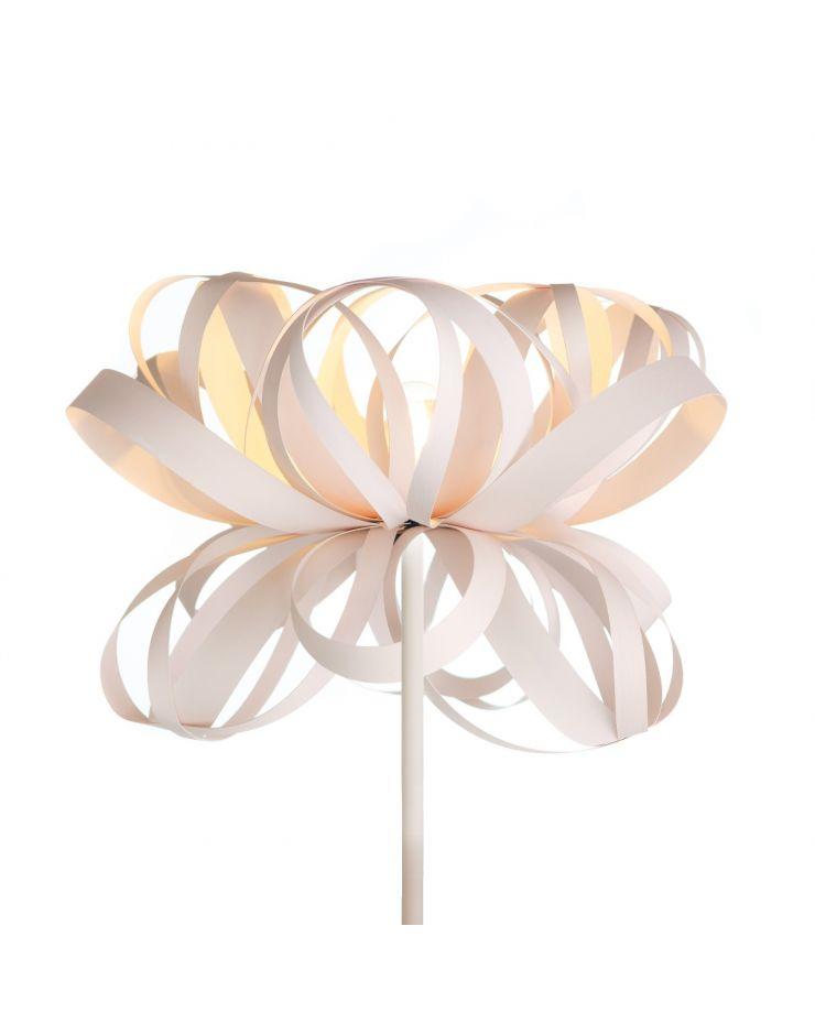 2.5 Lampadar Flower (white)